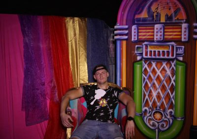 SEN2018 - Guilty pleasure disco show fotoshoot - 035
