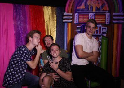 SEN2018 - Guilty pleasure disco show fotoshoot - 099